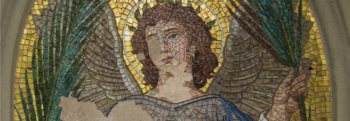 Mosaik Restaurierung