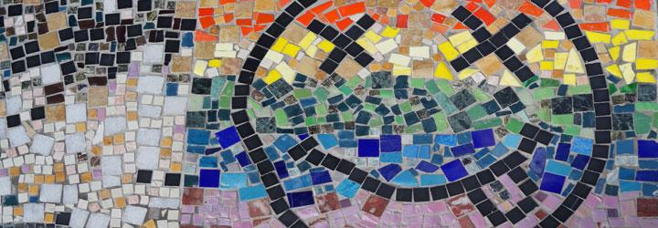 Mosaic at KTO Berlin