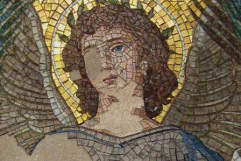 Restaurierung von Mosaik