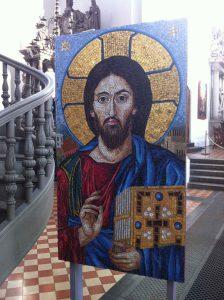 Ikone-in-Marienkirche