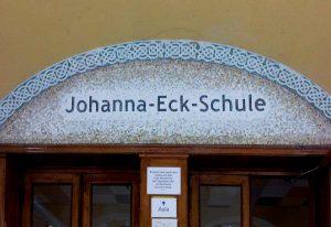 Der neue Name der Schule