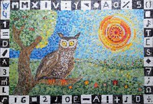 Mosaikprojekt am Otto-Nagel-Gymnasium