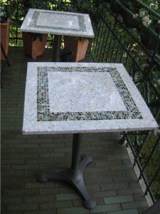 Tischplatten quadratisch 60x60 cm , Marmor
